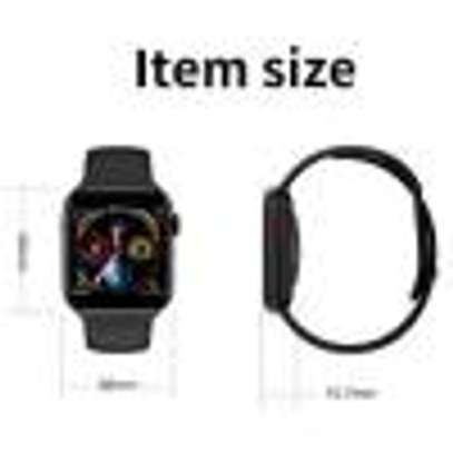 Sports Watch Series 4 Health Tracker for Apple and Android W34 image 4