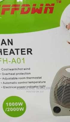 Newly Arrived Fan Heater image 1