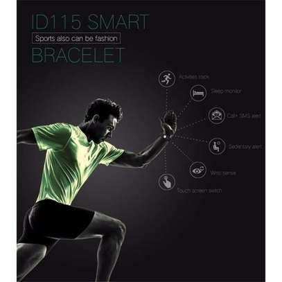 Bracelet Fitness Tracker Sleep Monitor Wristband Bluetooth 4.0 image 3