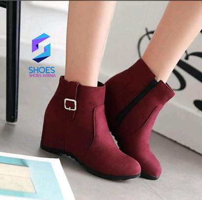 Pure Suede Ankle boots image 3