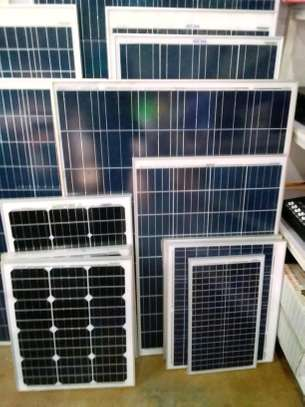 solar panels up to 300watts image 1