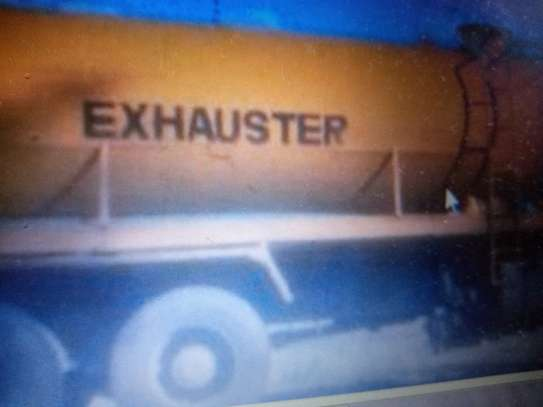 Exhauster Sewage Disposal Services