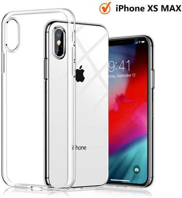 Clear TPU Soft Transparent case for iPhone X/Xs XR XS Max image 4