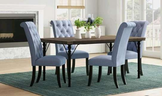 dining set/four seater Dining set/Dining tables image 1