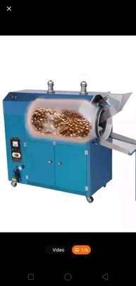 Peanut gas roaster