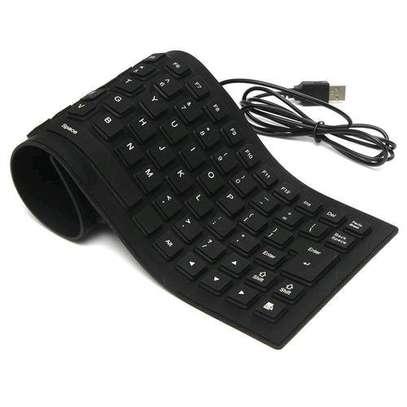 Flexible keyboard image 1