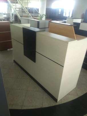 1.8 Metre Office Reception Desk image 1
