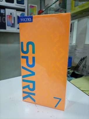Tecno Spark 7, 64GB ROM + 3GB RAM image 1