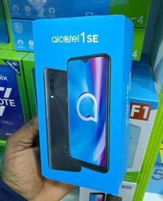Alcatel 1SE 32gb 3gb ram 4000mAh Battery, 13mp Triple Camera+Delivery Services image 1