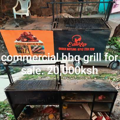 barbecue grill commercial