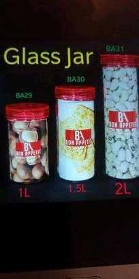 glass jar image 1