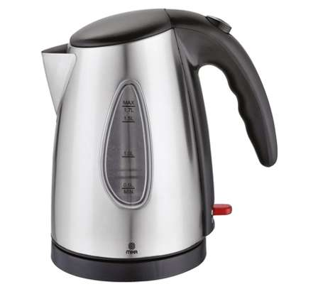 Mika Kettle (Electric), Stainless Steel, 1.7L, Cordless image 1