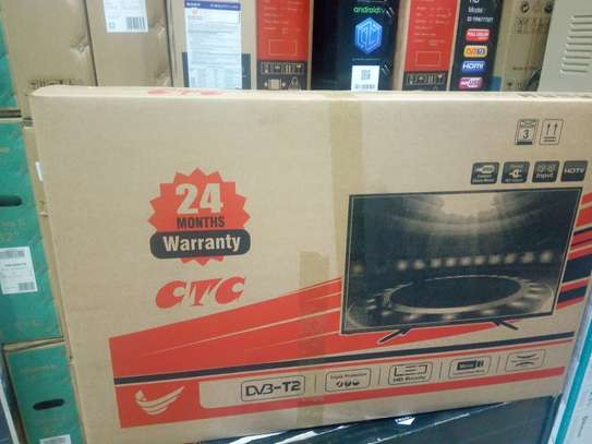 CTC 40 INCHES digital tv image 1