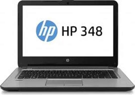 "Hp 348 G5 intel celeron DualCore 8gb ram / 256gb ssd 14"" image 2"