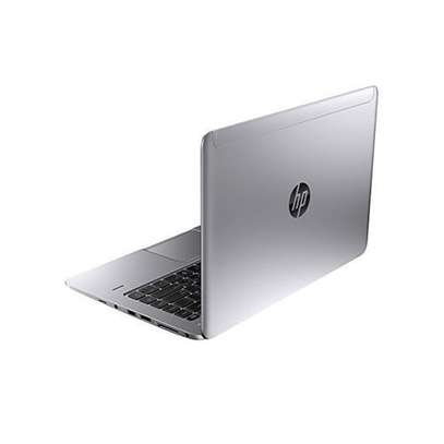 "HP Refurbished EliteBook Folio 9470m- 14"" Intel Core I5 4GB RAM 500GB HDD Windows 10 Silver & Black image 2"