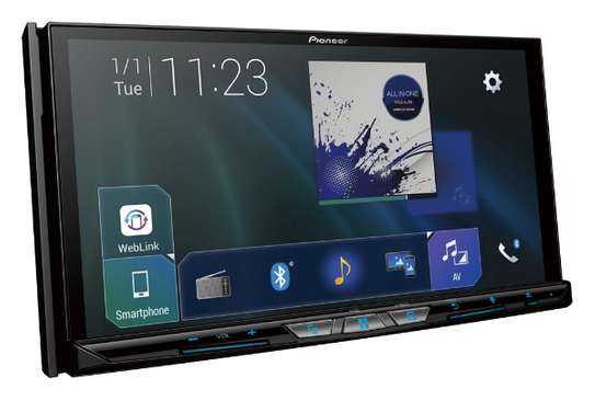 Pioneer  AVH-Z9250BT Android Auto WI-Fi wireless mirror link WebLink Apple CarPlay image 1