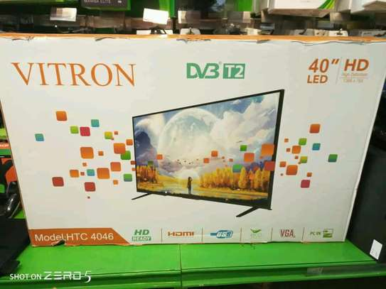 Vitron 40inch digital  led  tv