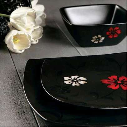 *24 Piece Ceramic Dinner set image 7