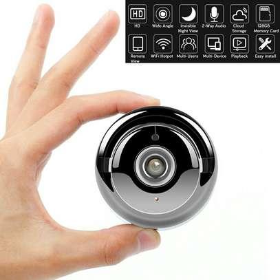 Wireless Indoor WiFi CCTV Camera-IP Camera 1080P HD image 5