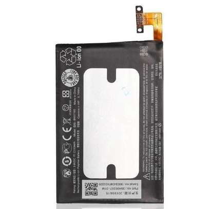 Htc HTC M7 Battery – Black image 1