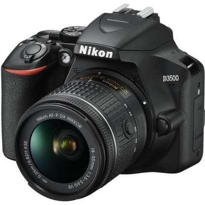 Nikon D3500 DSLR Camera with 18-55mm Lens image 1