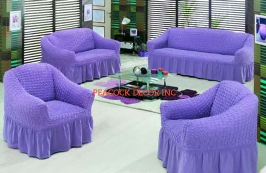 Generic 1/2/3 Seater Home Soft Elastic Sofa Cover image 6