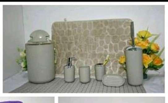 Bathroom set/bathroom organizer/bathroom series image 1