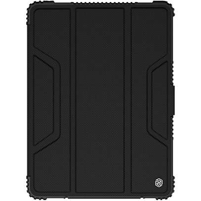 Nillkin Full Body Protective Bumper Shockproof Case with Apple Pencil Holder for iPad 10.2/7th Gen image 2