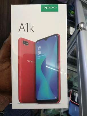 Oppo A1K brand new and sealed in a shop image 1