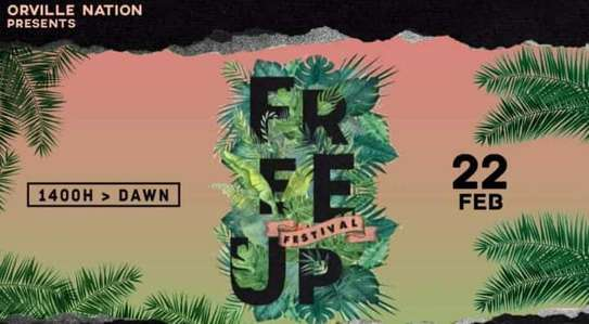 Free Up Festival