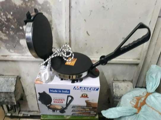 Chapati maker/roti maker/8inch  electric chapati maker image 1