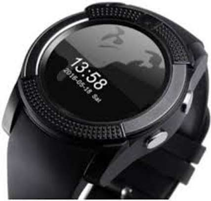 Black Y1 Smart Watch generic image 1