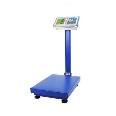 China manufacturer platform weighing scale 150kg image 1