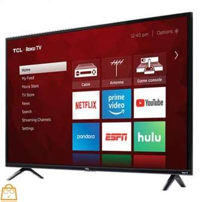 TCL ANDROID 55 INCHES SMART DIGITAL 4K TVS image 1