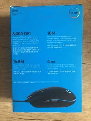 Logitech G102 Prodigy Optical Gaming Mouse image 4