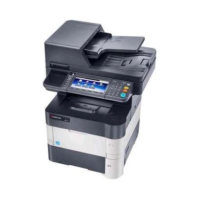 Powerful kyocera ecosys m3540idn photocopier image 1