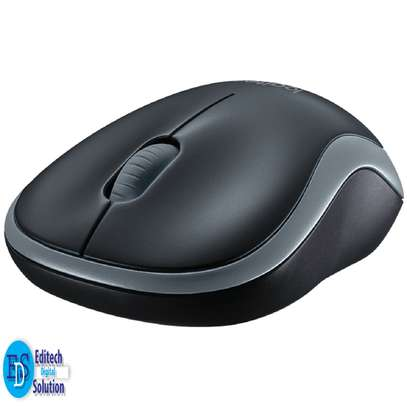 Logitech M185 Wireless Mouse image 1