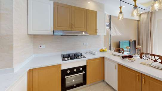 Furnished 1 bedroom apartment for rent in South C image 11