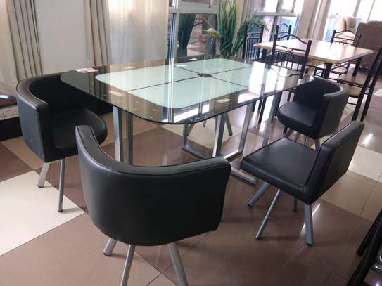 6seater dining table image 1