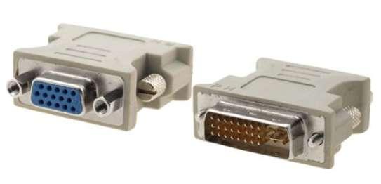 DVI to VGA adapter image 1
