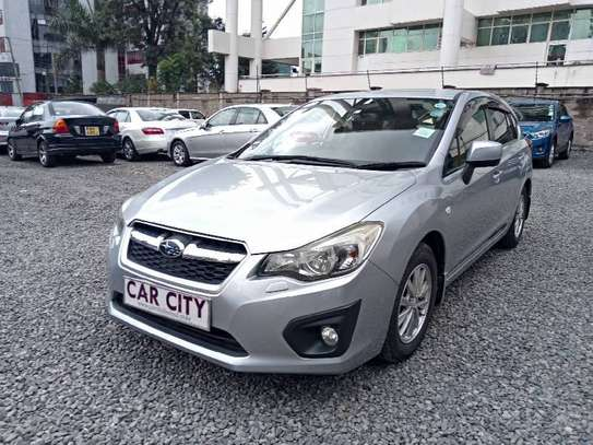 Subaru Impreza image 11