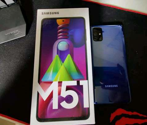 Samsung Galaxy M51 || 128 Gigabytes || In Mint Condition image 1