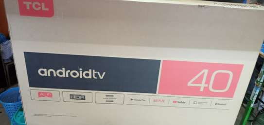 Tcl 40inch smart android full HD tv image 1