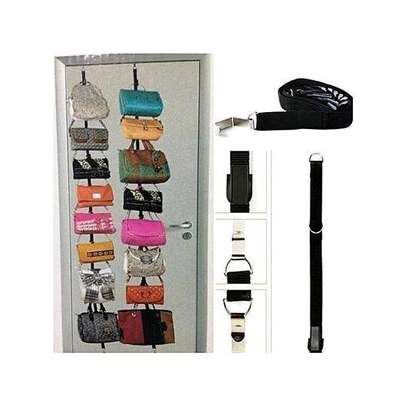 Adjustable bag rackb(holds 16bags) image 1