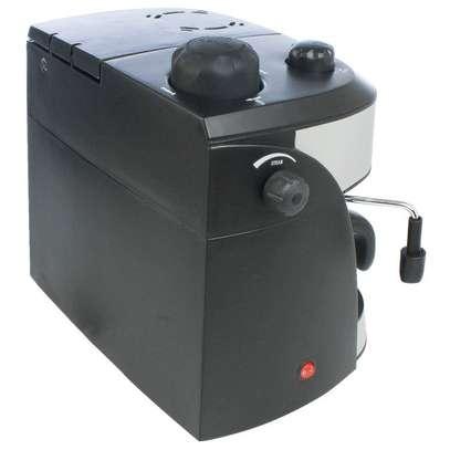 CAPPUCCINO MAKER BLACK + FREE DORMANS COFFEE 100G- RM/273 image 6