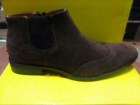 Suede Boots image 4