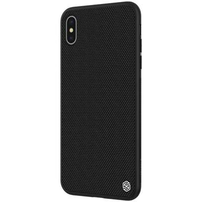 iPhone X Nillkin Textured nylon fiber case image 4