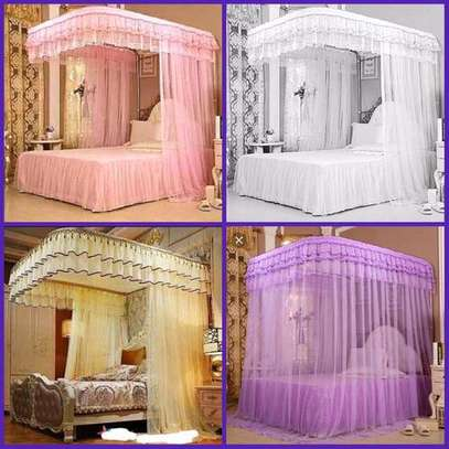 2 stand mosquito nets