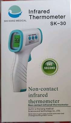 Infrared Non contact Thermometers digital image 4