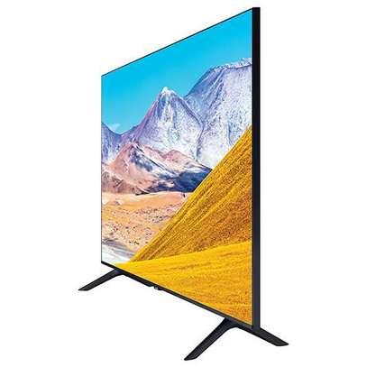 "65 inch Samsung UA65TU8000UXKE 65"" Smart Crystal UHD 4K LED TV - AI Smart With Google Assistant - Series 8 image 2"